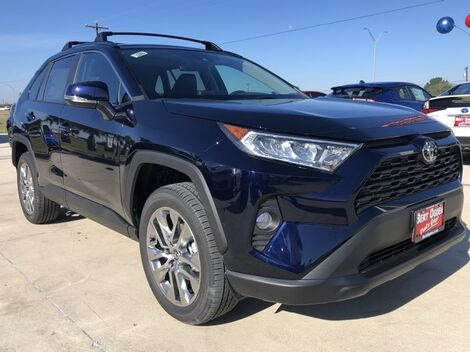 2020_Toyota_RAV4_XLE Premium_ McAllen TX