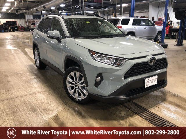 New 2020 Toyota Rav4 Xle Premium In White River Junction Vt
