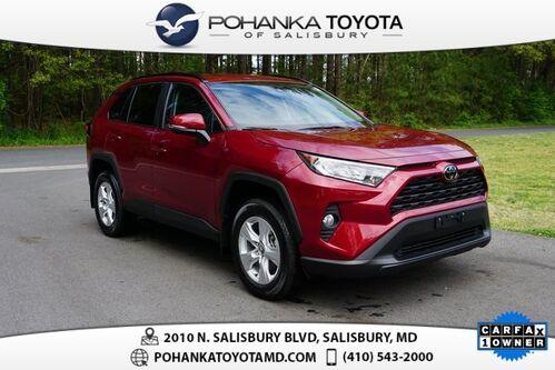 2020_Toyota_RAV4_XLE_ Salisbury MD