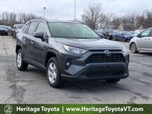 2020 Toyota RAV4 XLE South Burlington VT
