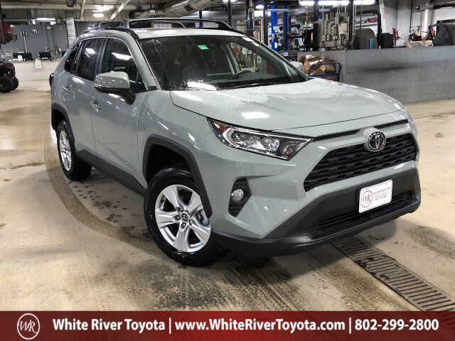 2020 Toyota RAV4 XLE White River Junction VT