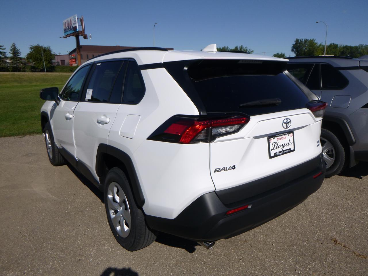2020 Toyota Rav4 LE AWD Jamestown ND