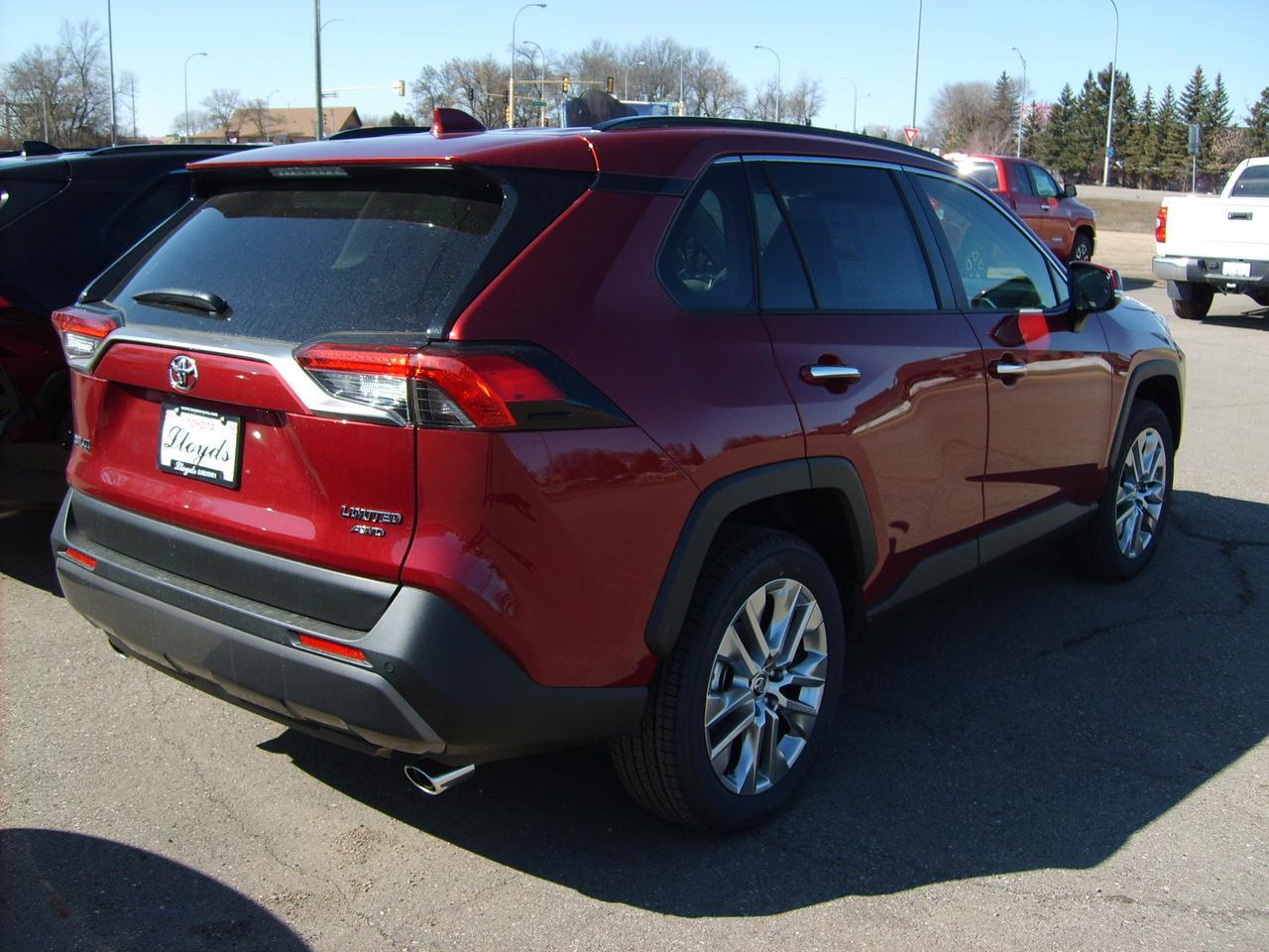 2020 Toyota Rav4 Limited AWD Jamestown ND