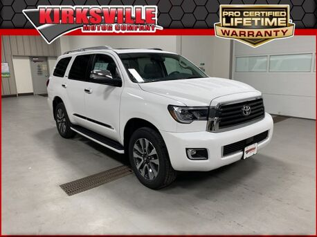2020_Toyota_Sequoia_Limited 4WD_ Kirksville MO