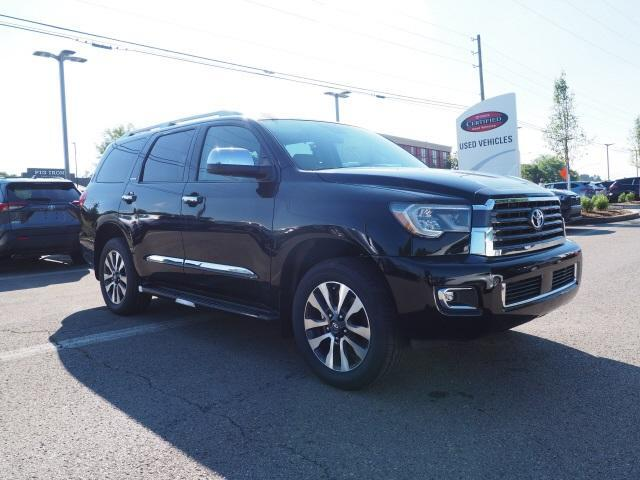 2020 Toyota Sequoia Limited 4WD Mars PA