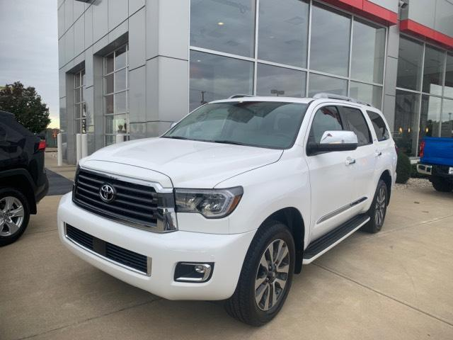 2020 Toyota Sequoia Limited 4WD Muncie IN