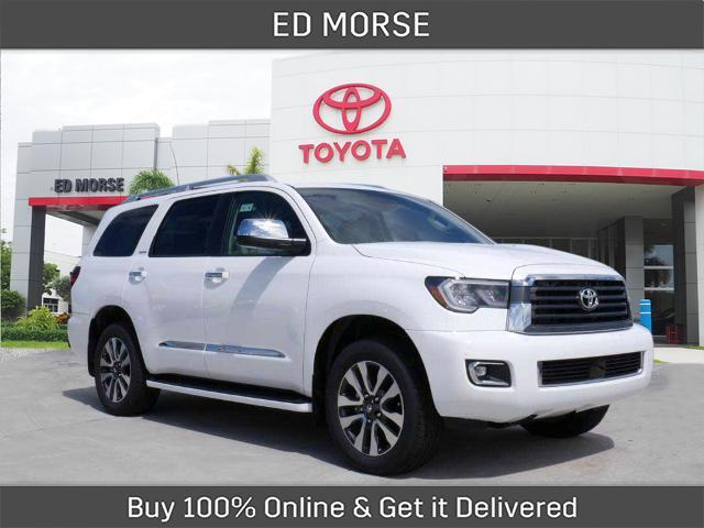2020 Toyota Sequoia Limited Delray Beach FL