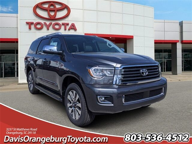 2020 Toyota Sequoia Limited Orangeburg SC