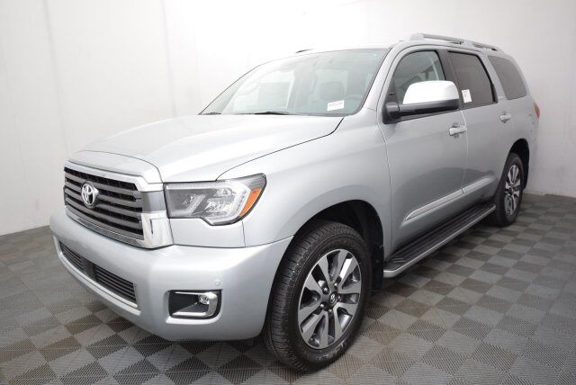 2020 Toyota Sequoia Limited Puyallup WA