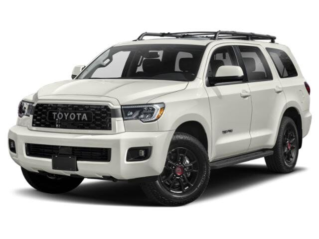 2020 Toyota Sequoia TRD Pro 4WD SUV