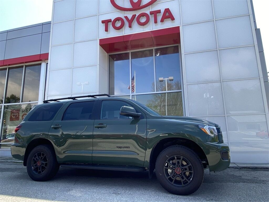2020 Toyota Sequoia TRD Pro Dudley MA