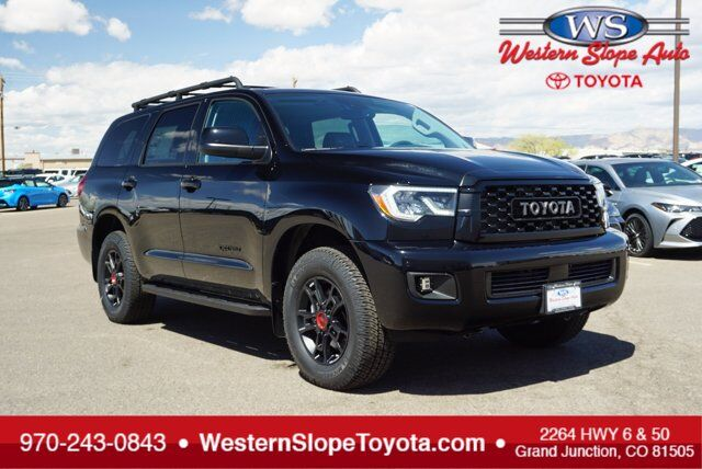 2020 Toyota Sequoia TRD Pro Grand Junction CO