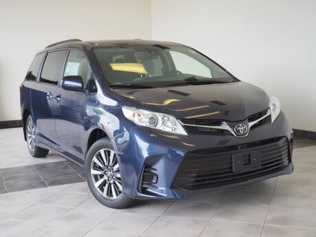 2020 Toyota Sienna LE 7-Passenger Epping NH