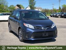 2020 Toyota Sienna LE AWD South Burlington VT