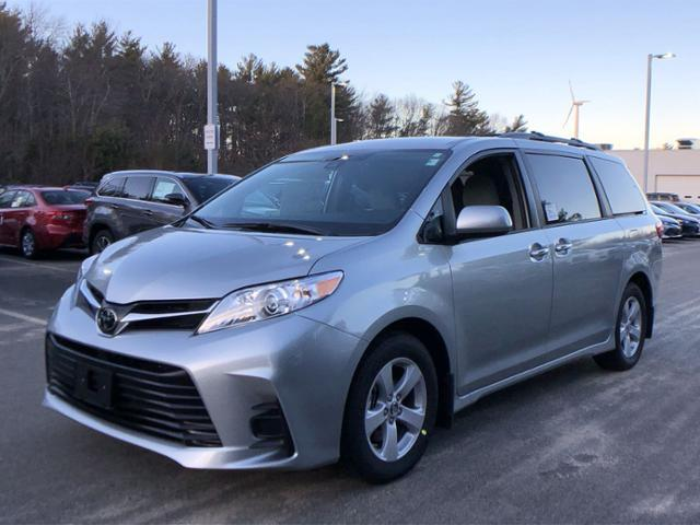 2020 Toyota Sienna LE FWD 8-Passenger Hanover MA