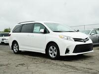Toyota Sienna LE FWD 8-Passenger 2020