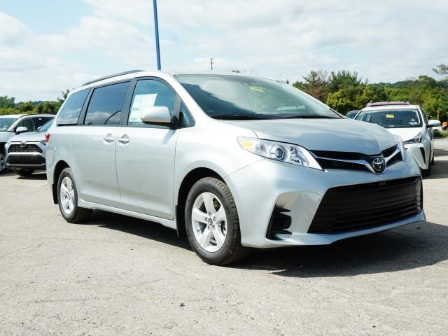 2020 Toyota Sienna LE FWD 8-Passenger Cranberry Twp PA