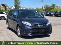 2020 Toyota Sienna LE FWD South Burlington VT