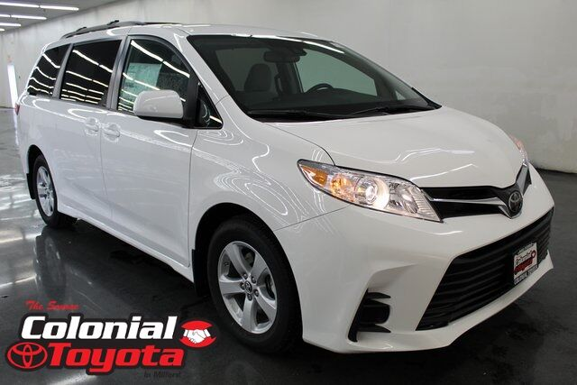 2020 Toyota Sienna LE Milford CT
