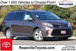 2020_Toyota_Sienna_LE_ Roseville CA