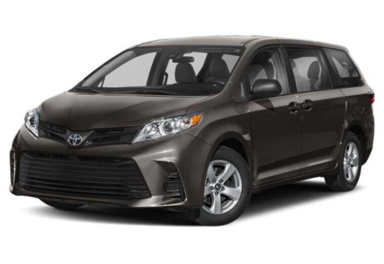 2020 Toyota Sienna LE Vacaville CA