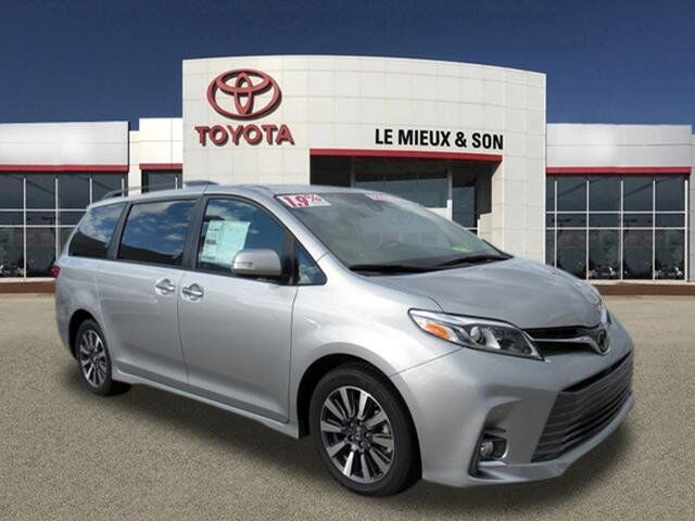 2020 Toyota Sienna Limited Green Bay WI