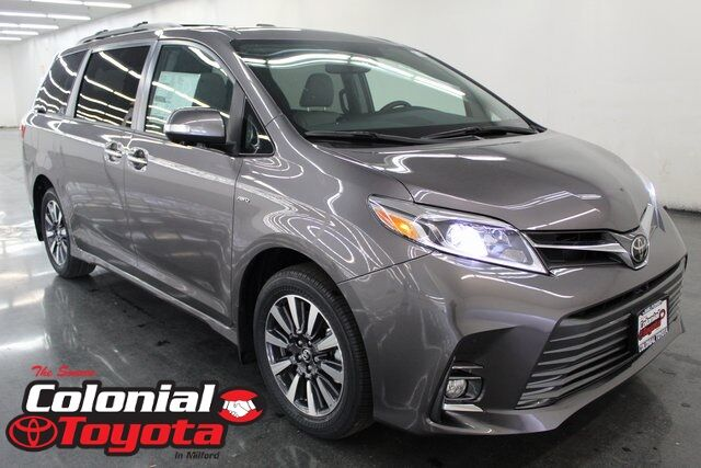 2020 Toyota Sienna Limited Milford CT