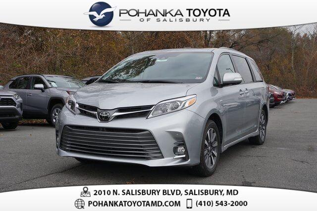 2020 Toyota Sienna Limited Premium 7 Passenger Salisbury MD