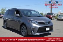 2020 Toyota Sienna SE Grand Junction CO