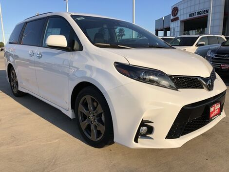 2020_Toyota_Sienna_SE_ Harlingen TX