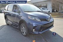 2020 Toyota Sienna SE Navigation New Wheelchair Conversion Conyers GA