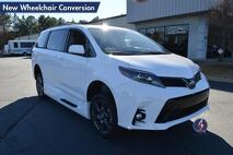 2020 Toyota Sienna SE-Navigation New Wheelchair Conversion Conyers GA