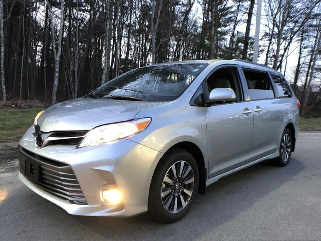 2020 Toyota Sienna XLE AWD 7-Passenger Hanover MA