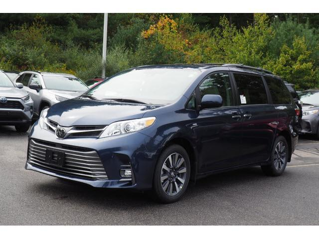 Mcgee Toyota Hanover >> New 2020 Toyota Sienna XLE AWD 7-Passenger in Hanover MA