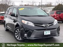 2020 Toyota Sienna XLE AWD South Burlington VT