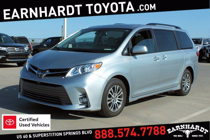 2020 Toyota Sienna XLE Auto Access Seat *1-OWNER*