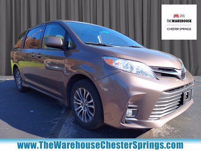 2020 Toyota Sienna XLE Chester Springs PA