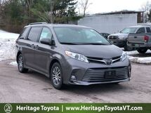 2020 Toyota Sienna XLE FWD South Burlington VT