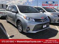 2020 Toyota Sienna XLE Grand Junction CO