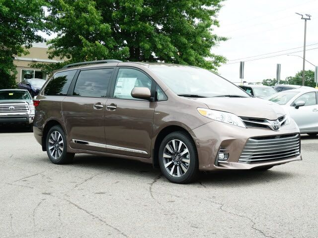 2020 Toyota Sienna XLE Cranberry Twp PA