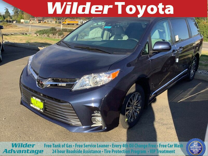 2020 Toyota Sienna XLE Port Angeles WA