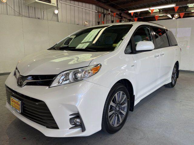 2020 Toyota Sienna XLE Premium Oroville CA
