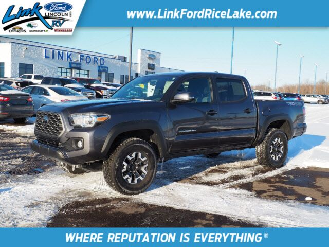 2020 Toyota Tacoma Rice Lake WI
