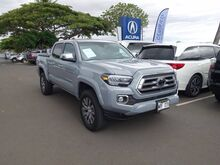 2020_Toyota_Tacoma 2WD_Limited Double Cab 5' Bed V6 AT_ Kahului HI