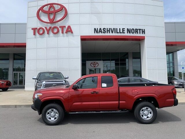 2020 Toyota Tacoma 2WD SR Access Cab 6' Bed I4 AT Nashville TN