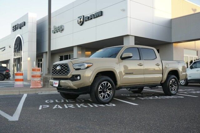 2020 Toyota Tacoma 2WD TRD Sport Weslaco TX