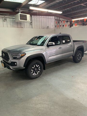 2020 Toyota Tacoma 4WD  Oroville CA