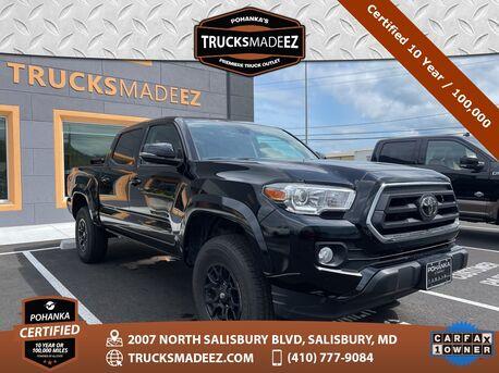 2020_Toyota_Tacoma_4WD ** Pohanka Certified 10 Year / 100,000  ** V6_ Salisbury MD