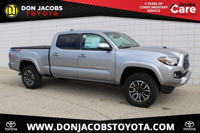 2020 Toyota Tacoma 4WD 4WD TRD Sport Double Cab Milwaukee WI