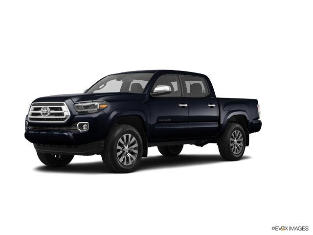 2020 Toyota Tacoma 4WD Limited Double Cab 5' Bed V6 AT